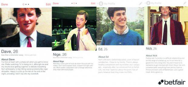 tinder betfair Politician Uses Tinder To Get To Know Voters, Goes Horribly Wrong