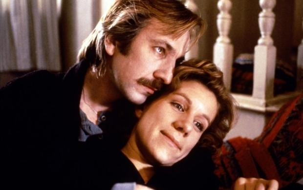 The Many Faces Of Late British Actor Alan Rickman truly madly deeply