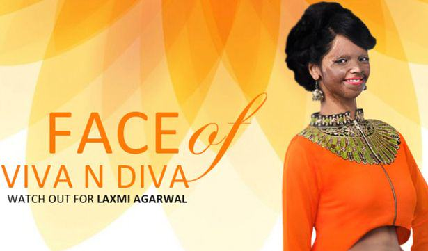 viva An Acid Attack Victim Has Now Become The Face Of A Fashion Brand