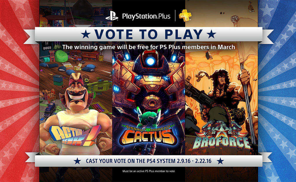 2999648 vote PlayStation Plus Members Can Vote For Marchs Free Game