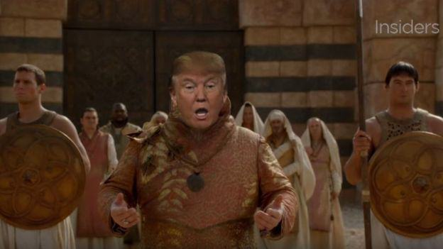 88378856 trump 1 Donald Trump In Game Of Thrones Is Exactly What The World Needs