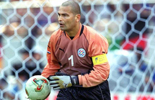 Chilavert Eight Of The Biggest Characters In Football