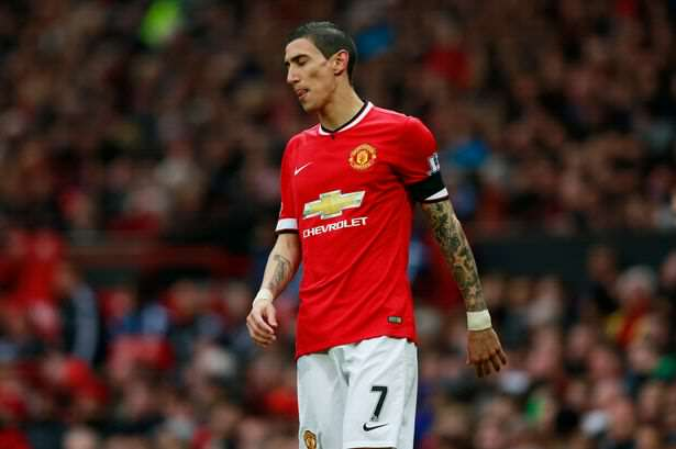 Five Reasons Louis van Gaals Manchester United Reign Hasnt Worked Di Maria 2