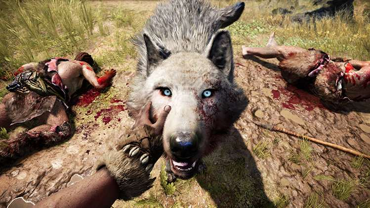 E8sE0NsRthZt.878x0.Z Z96KYq Far Cry Primal 101 Trailer Talks You Through The Basics Of Survival