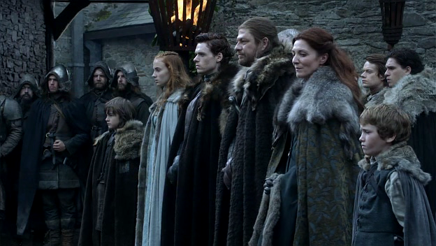 Game of Thrones Pilot Starks Apparently The Game Of Thrones Pilot Was So Bad It Almost Failed