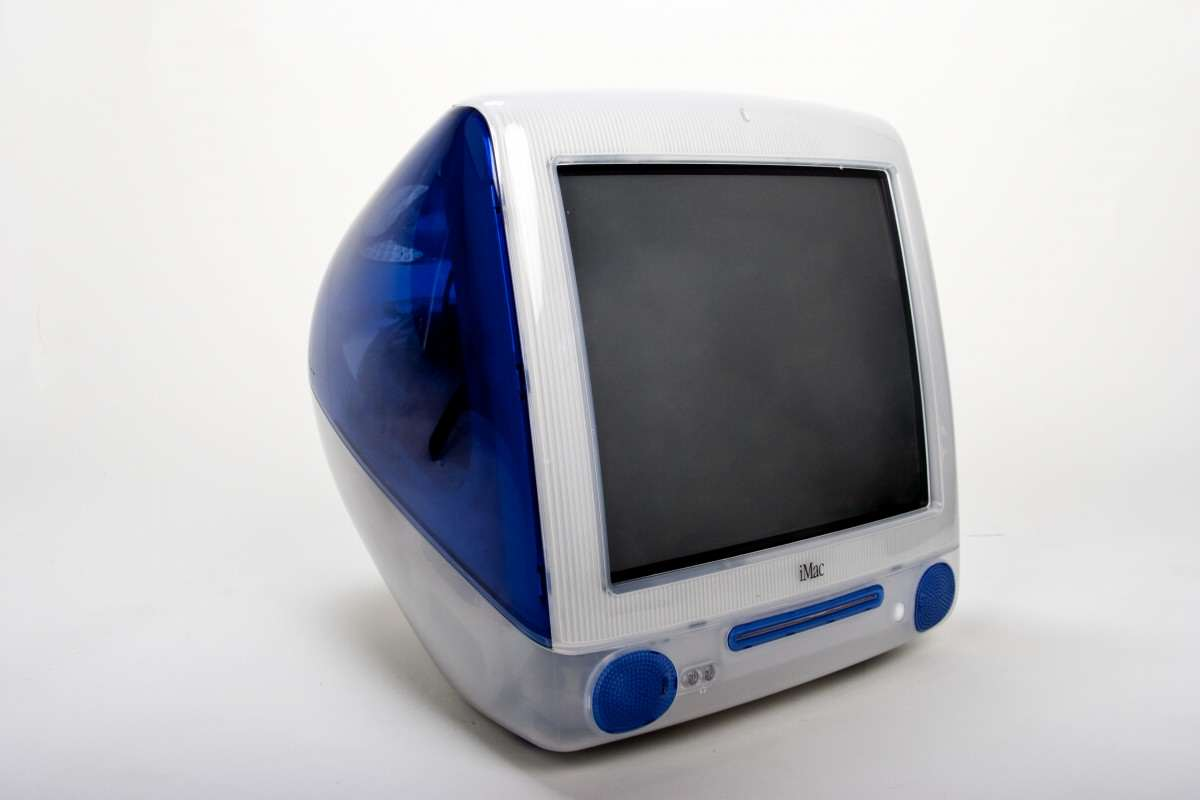 This Is What The i In iPhone Stands For IMac G3 Indigo 1200x800