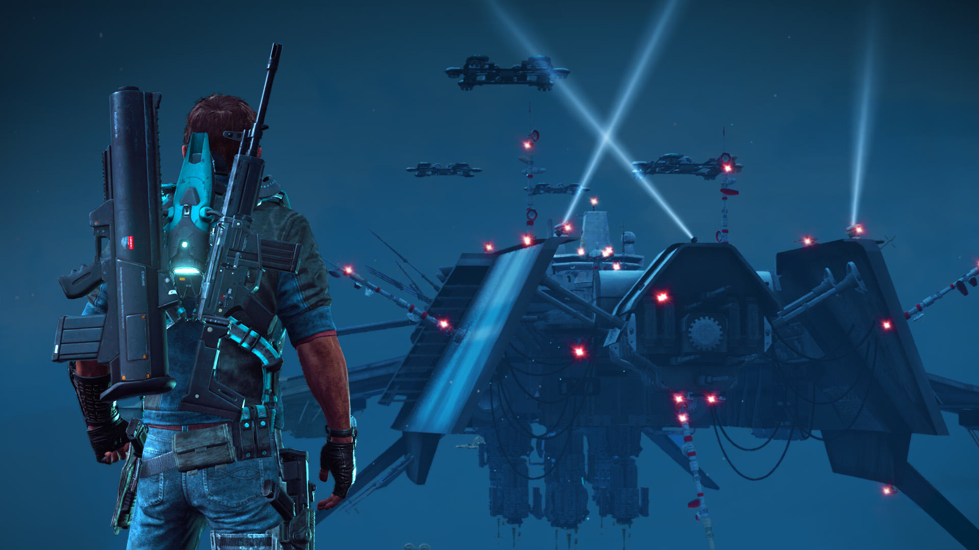 JC3 SF SC2 1455791622 Just Cause 3 Air, Land, And Sea Expansion Pass Details Revealed