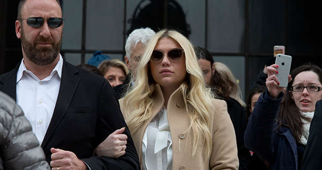 Kesha thumb 1 1 Kesha Thanks Supporters With Emotional Thank You Song