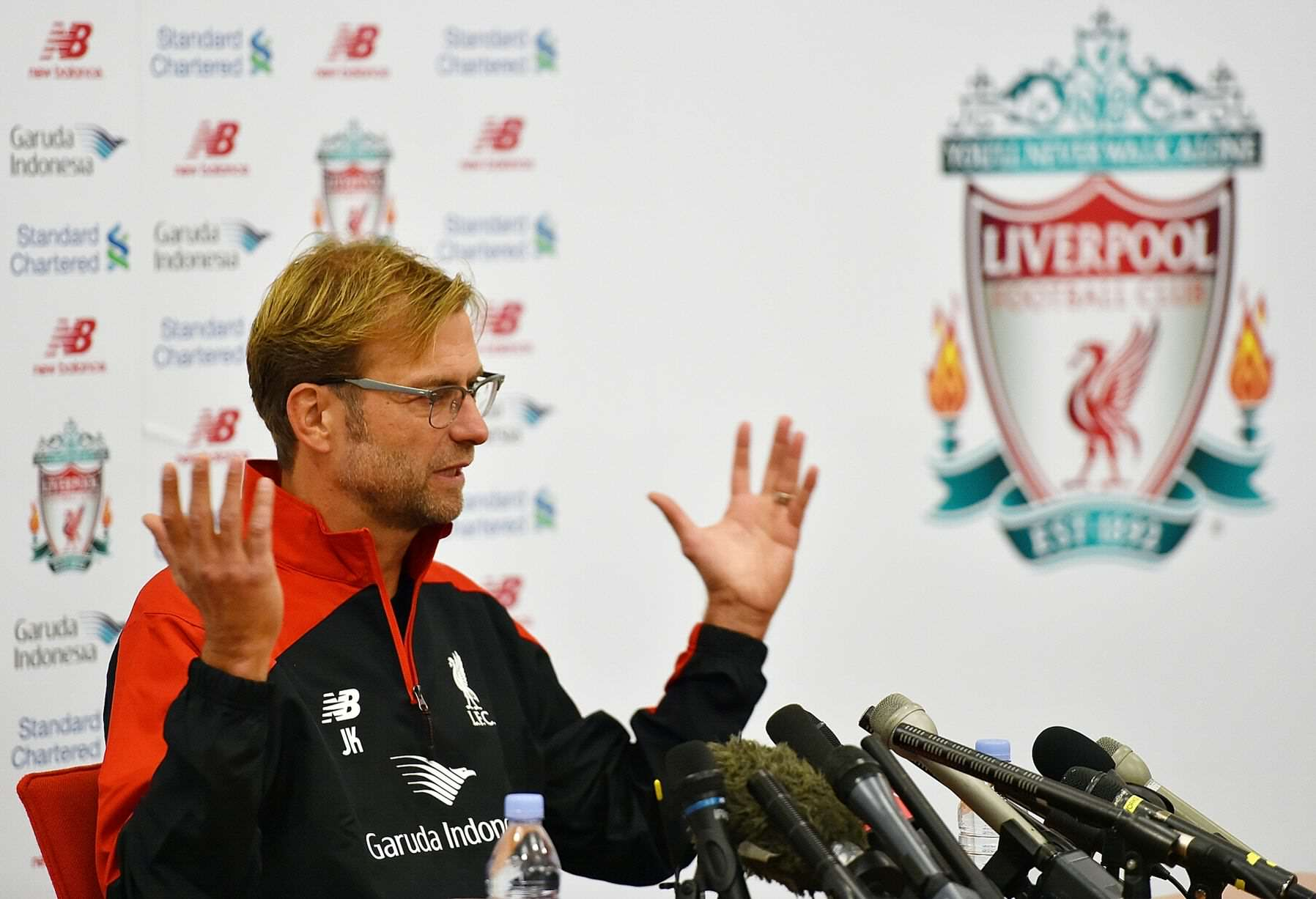 Klopp Presser Five Reasons Everyone Loves Jurgen Klopp
