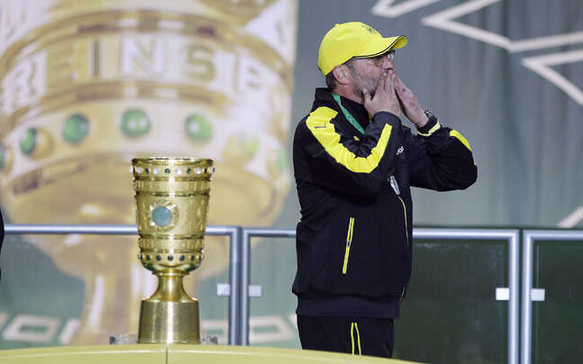 Klopp Trophy Five Reasons Everyone Loves Jurgen Klopp