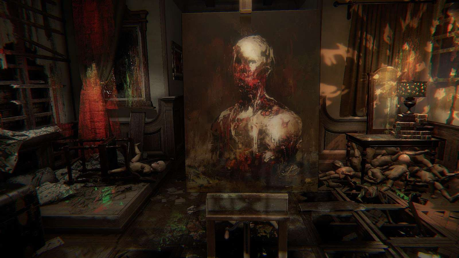 Layers Of Fear 2015 09 30 20 50 51 21 30 Minutes Of Creepy, Terrifying Layers Of Fear Gameplay