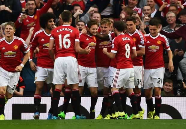 Man U celebration Goal Five Ways Manchester United Can Spare Their Blushes Tonight