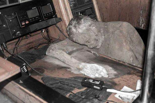 Mummified Body Of Lost Adventurer Found On Ghost Ship Mummified 1