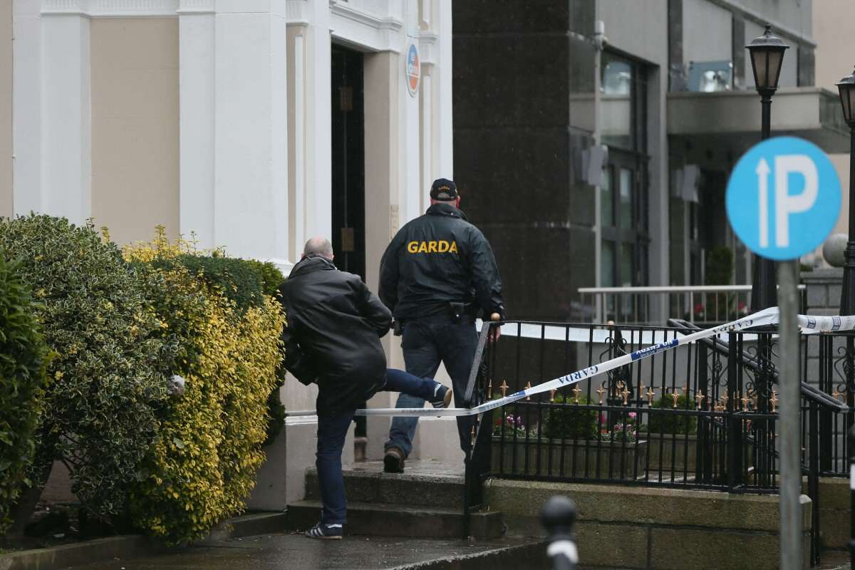 Escalating Gang War Threatens To Tear Dublin Apart After Another Shooting PA 25441339 1 1200x800