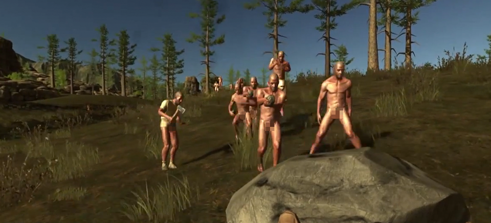 Rust1 Rust Troll Pushes His Fellow Players To Their Limits