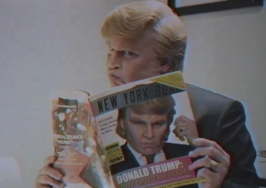 Screen Shot 2016 02 10 at 17.13.02 Watch Johnny Depp Impersonate Donald Trump In Hilarious Parody Biopic