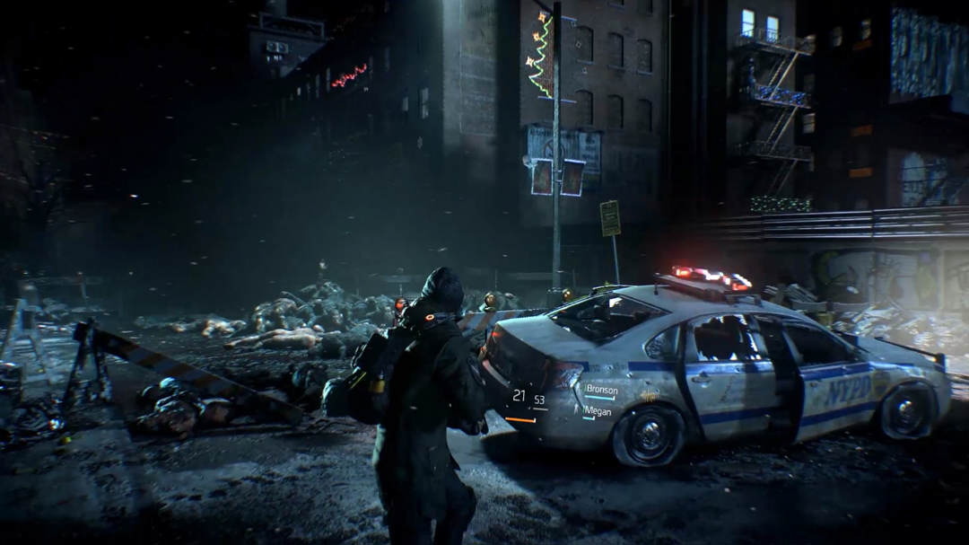 Tom clancy division screen 1 1080 The Division PC Beta Easy To Hack, Gets Extended 24 Hours