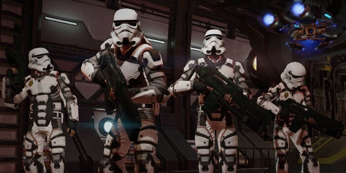 XCOM 2 star wars mod stormtrooper helmets 700x350 Awesome New Mod Brings Star Wars To XCOM 2