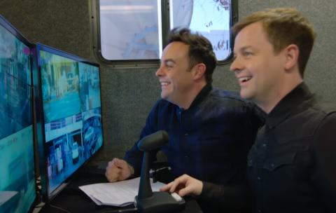and dec 1 Ant & Dec Ruthlessly Prank James Corden In Hilarious Video