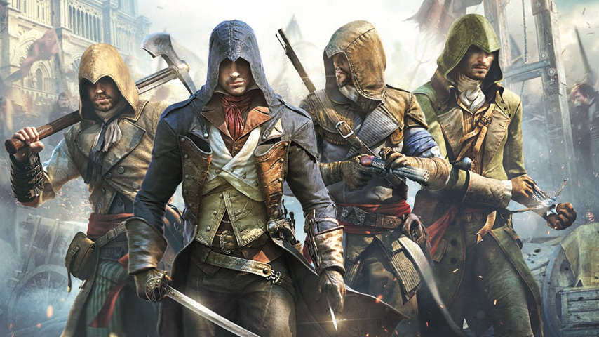 assassins creed unity e3 2014 2 Ubisoft Statement Confirms No New Assassins Creed In 2016