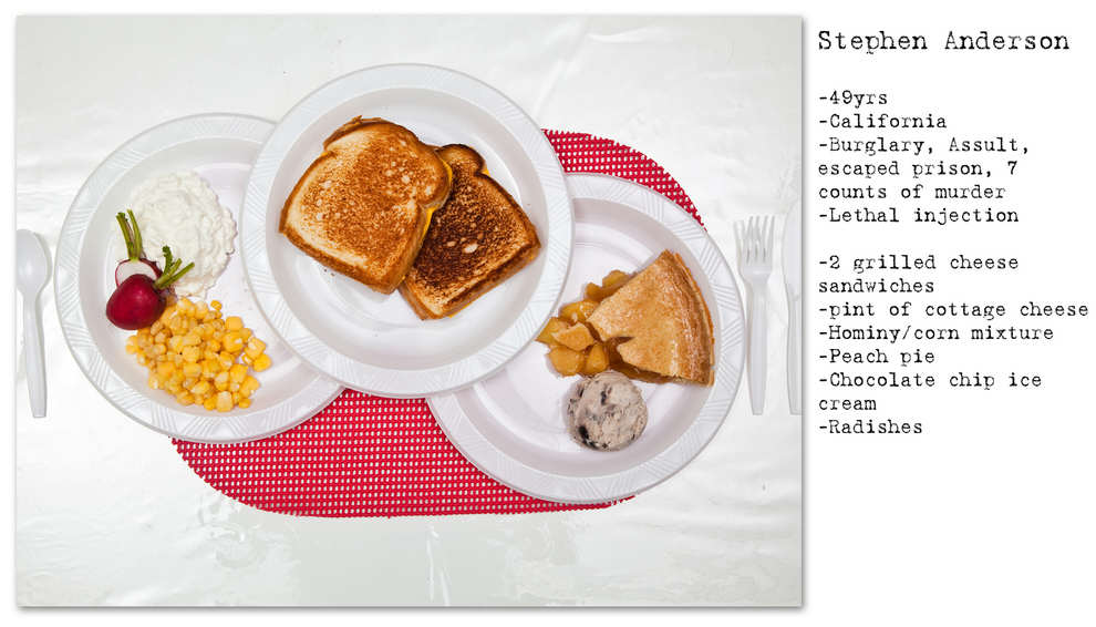 Photographer Recreates The Last Meals Of Infamous Death Row Prisoners enhanced buzz wide 6627 1392713740 11