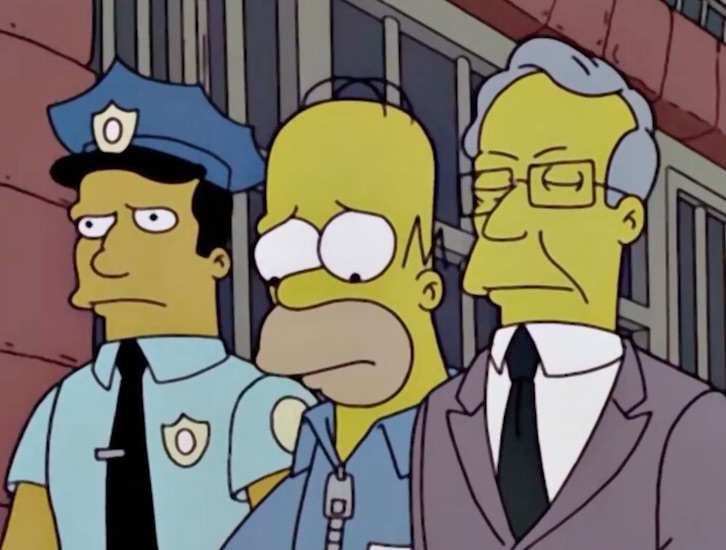homer1 This Simpsons Version Of Making A Murderer Is Perfect