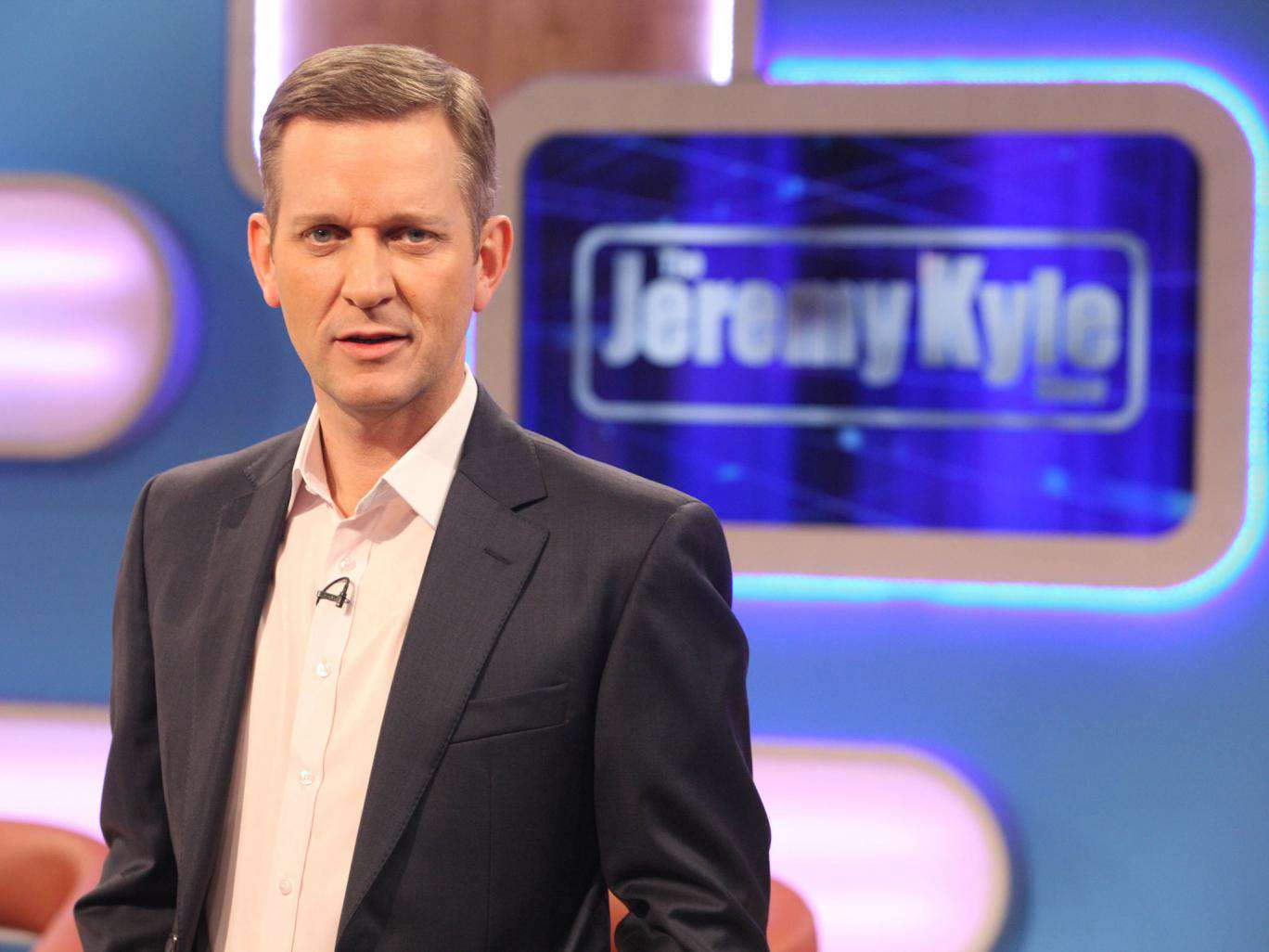 Jeremy Kyles Divorce Is Like An Episode Of His TV Show kyle1