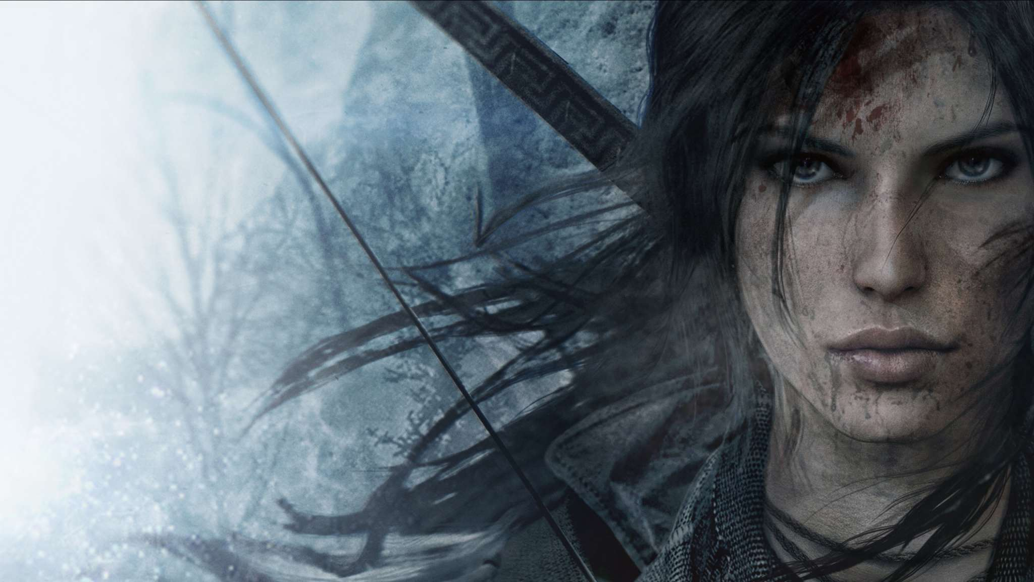 lara croft rise of the tomb raider face 104804 2048x1152 Here Are The 2016 DICE Award Winners