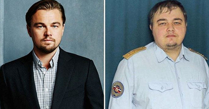 leo2 1 This Leonardo DiCaprio Lookalike Has His Own Reality TV Show