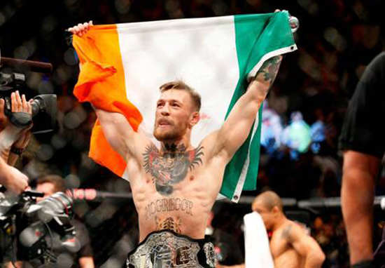 mcgregor web thumb 1 Conor McGregors Amazing Gesture For Irish Fan Goes Viral