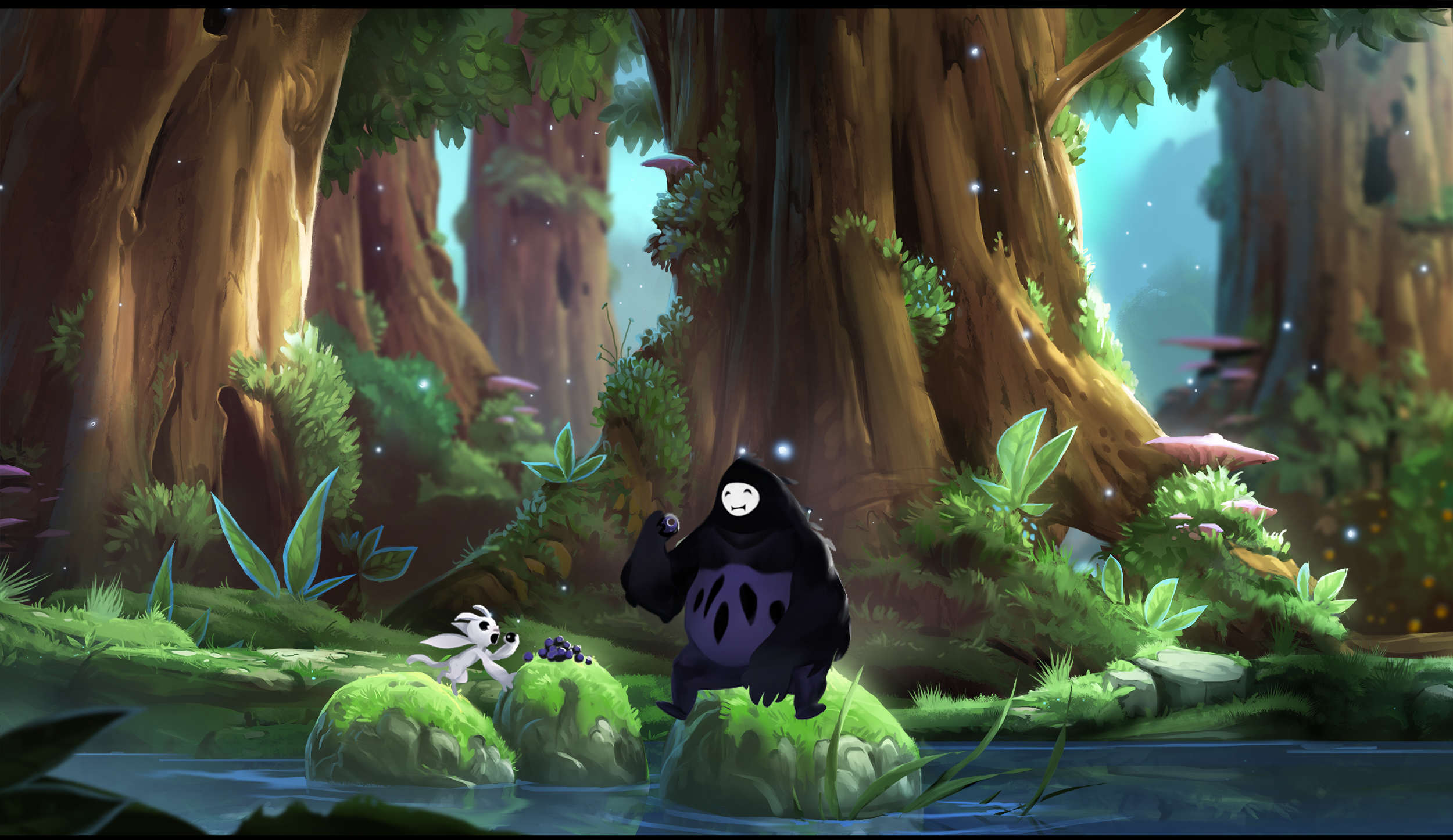 ori and the blind forest Here Are The 2016 DICE Award Winners