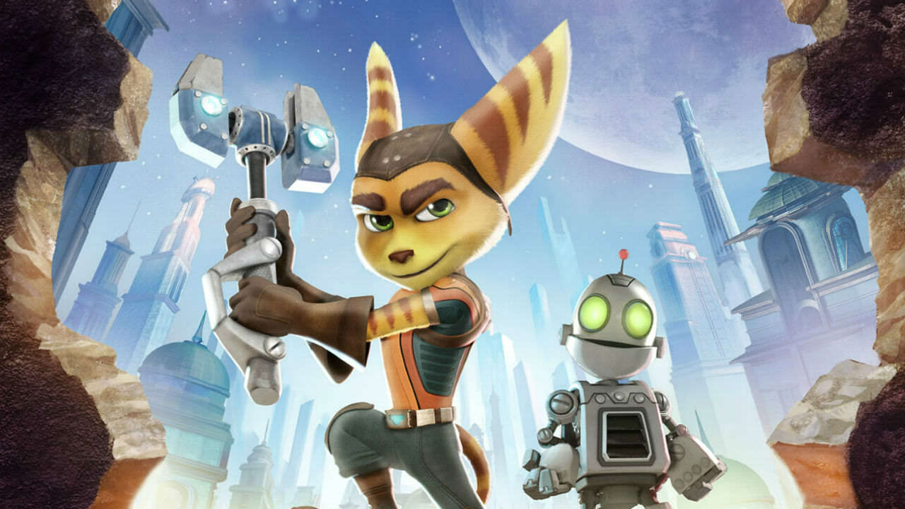 ratchet clank movie afm poster 1280jpg 37bb4f1280w Ratchet And Clank Developers Discuss Why They Love The PS4
