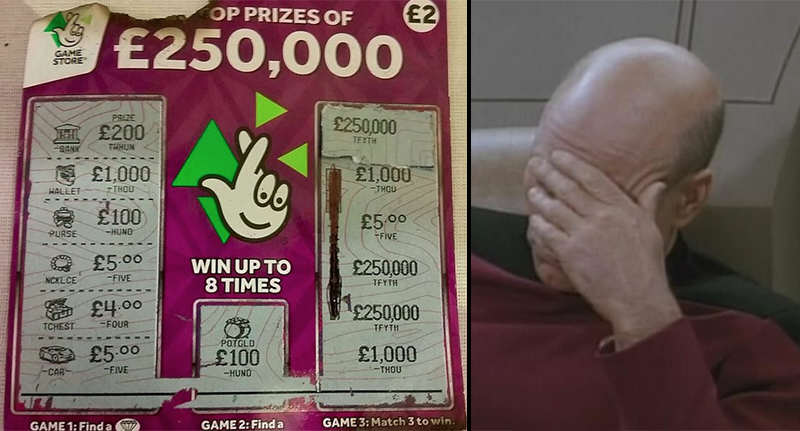 National Lottery Payout