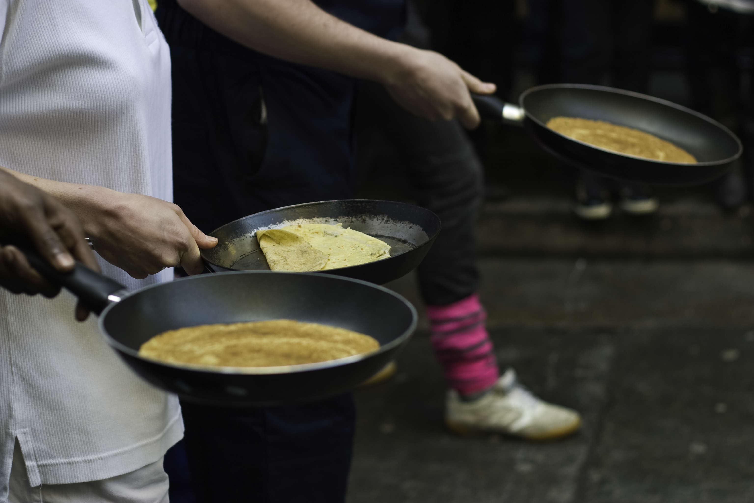 One Of Our Writers Is Going To Try To Live According To The Bible For Lent shrove tuesday