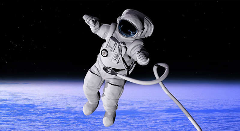 space There Is A Nigerian Astronaut Floating Around Space Who Needs Your Help