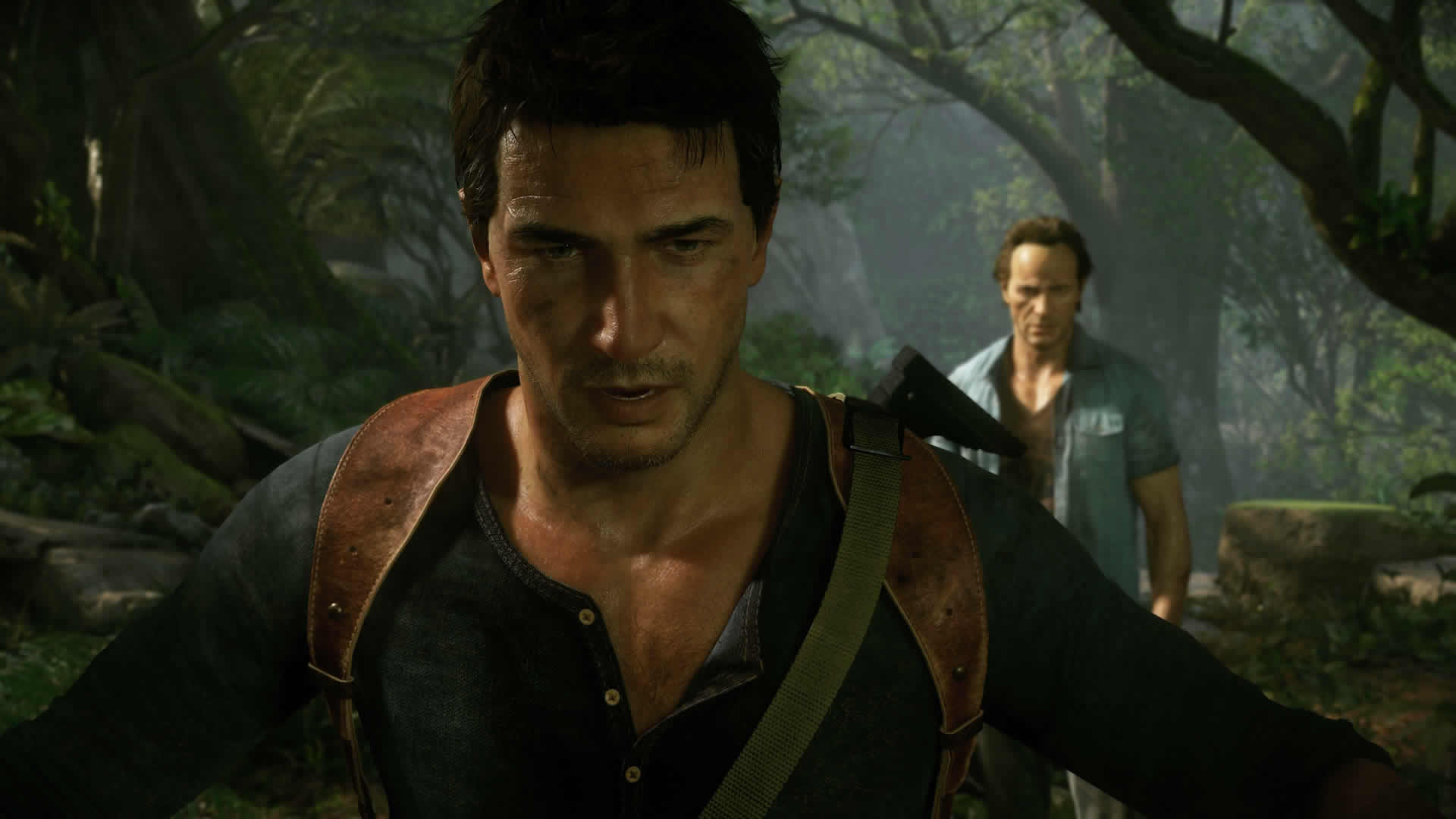 uncharted 4 drake close up 1421239570 Uncharted 4s Story Changed 100% After New Directors Joined
