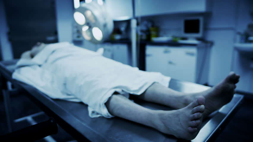 This Is What Happens To Your Body When You Die 1