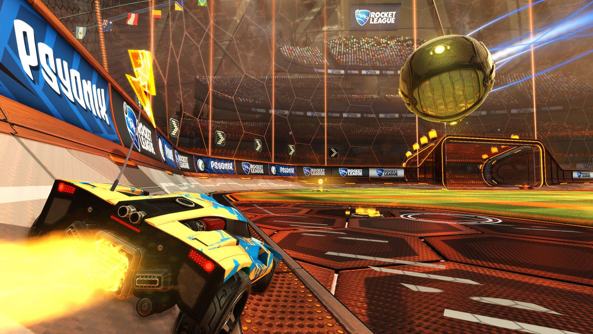 670 2 Rocket League Dev Discusses Xbox One/PS4 Cross Play