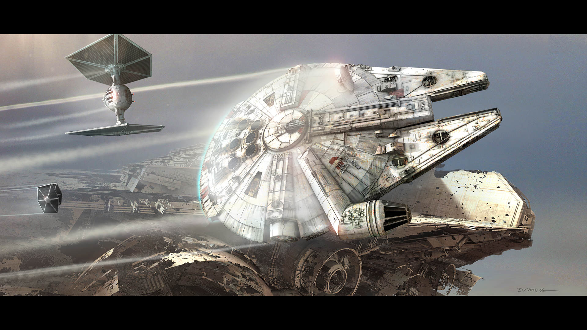 ARTDEPT VD TFA 014 Star Wars Creators Reveal Awesome Force Awakens Concept Art