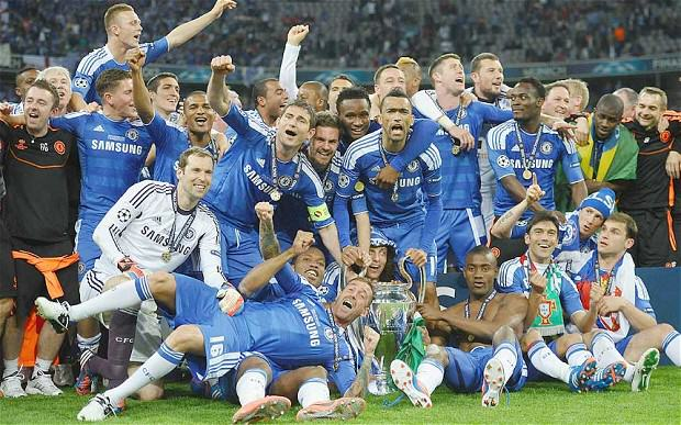 Chelsea UCL win telegraph Five Of Chelseas Greatest Ever European Comebacks