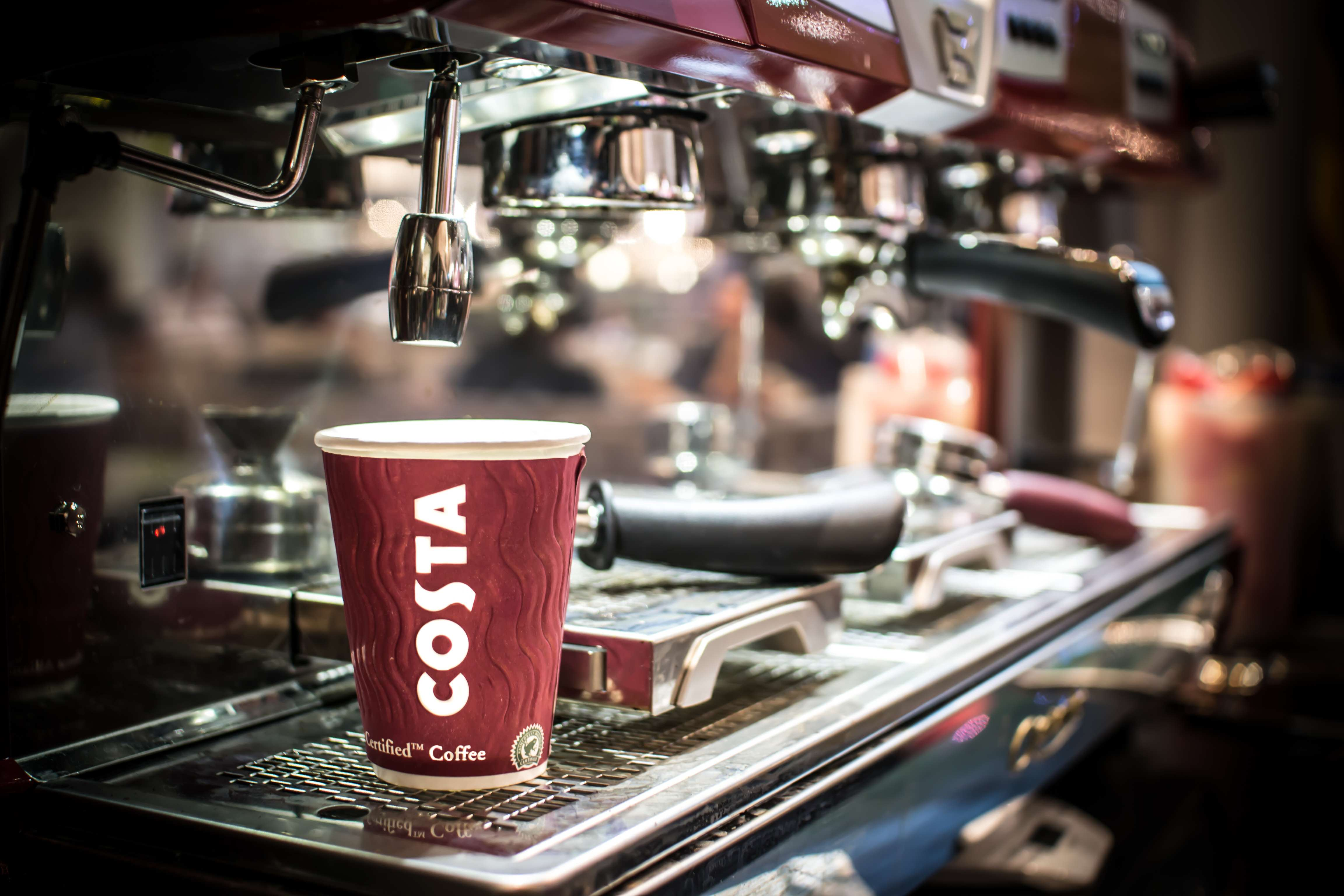Costa   ekspres do kawy There Might Be Bad News For People Who Like Their Coffee On The Go