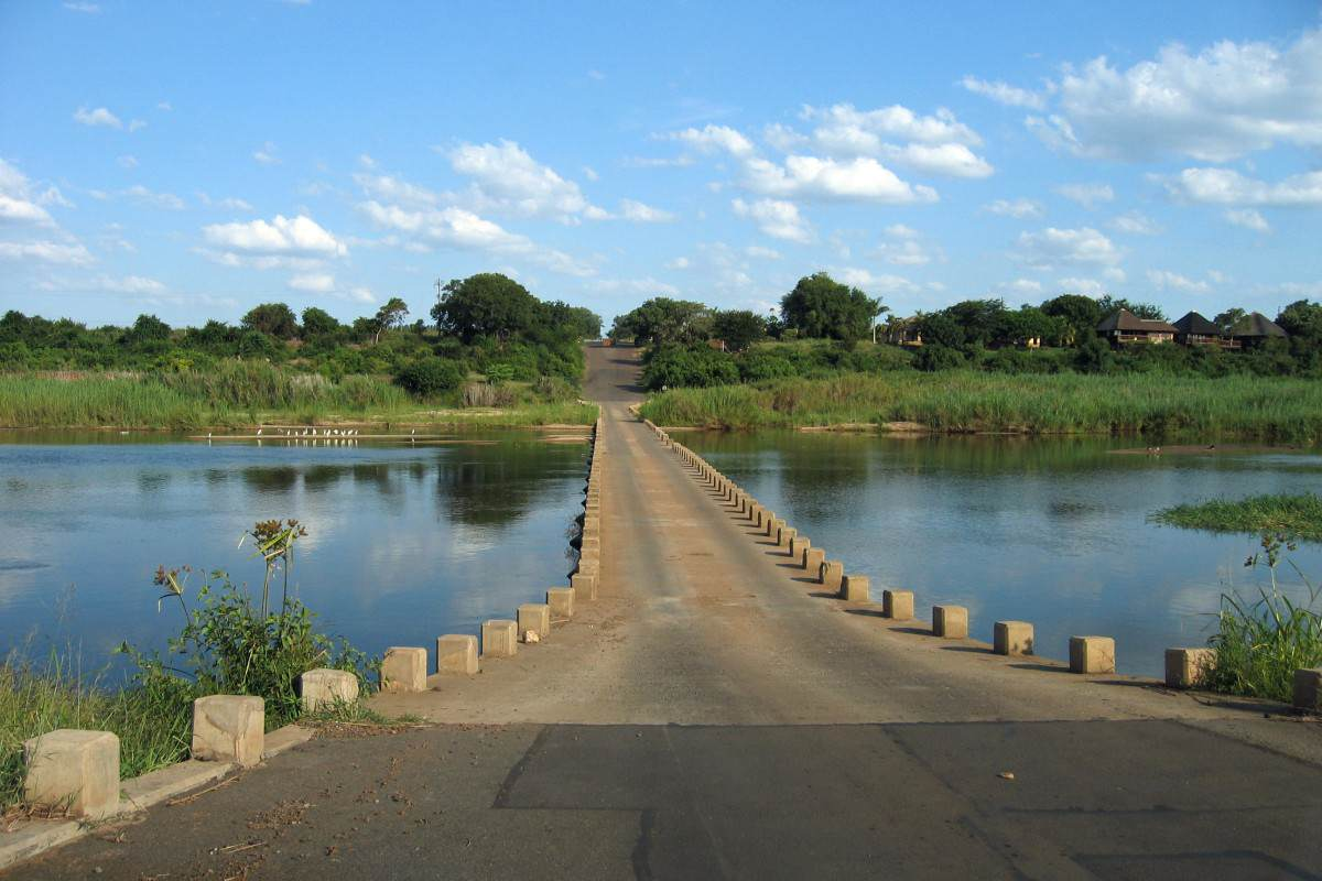 Prophet Attempts Lion Miracle, Ends Exactly How Youd Expect Crocodile Bridge near the South gate Kruger National Park 1200x800