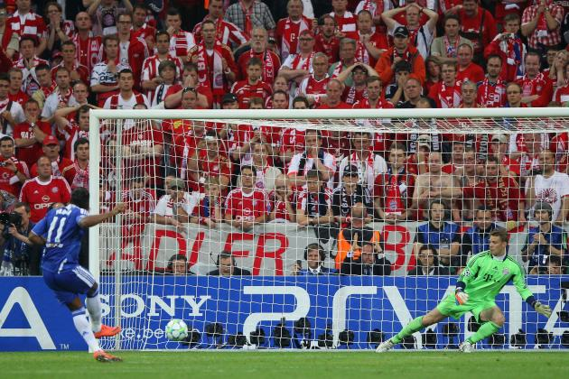 Drogba UCL penalty 1 Five Of Chelseas Greatest Ever European Comebacks