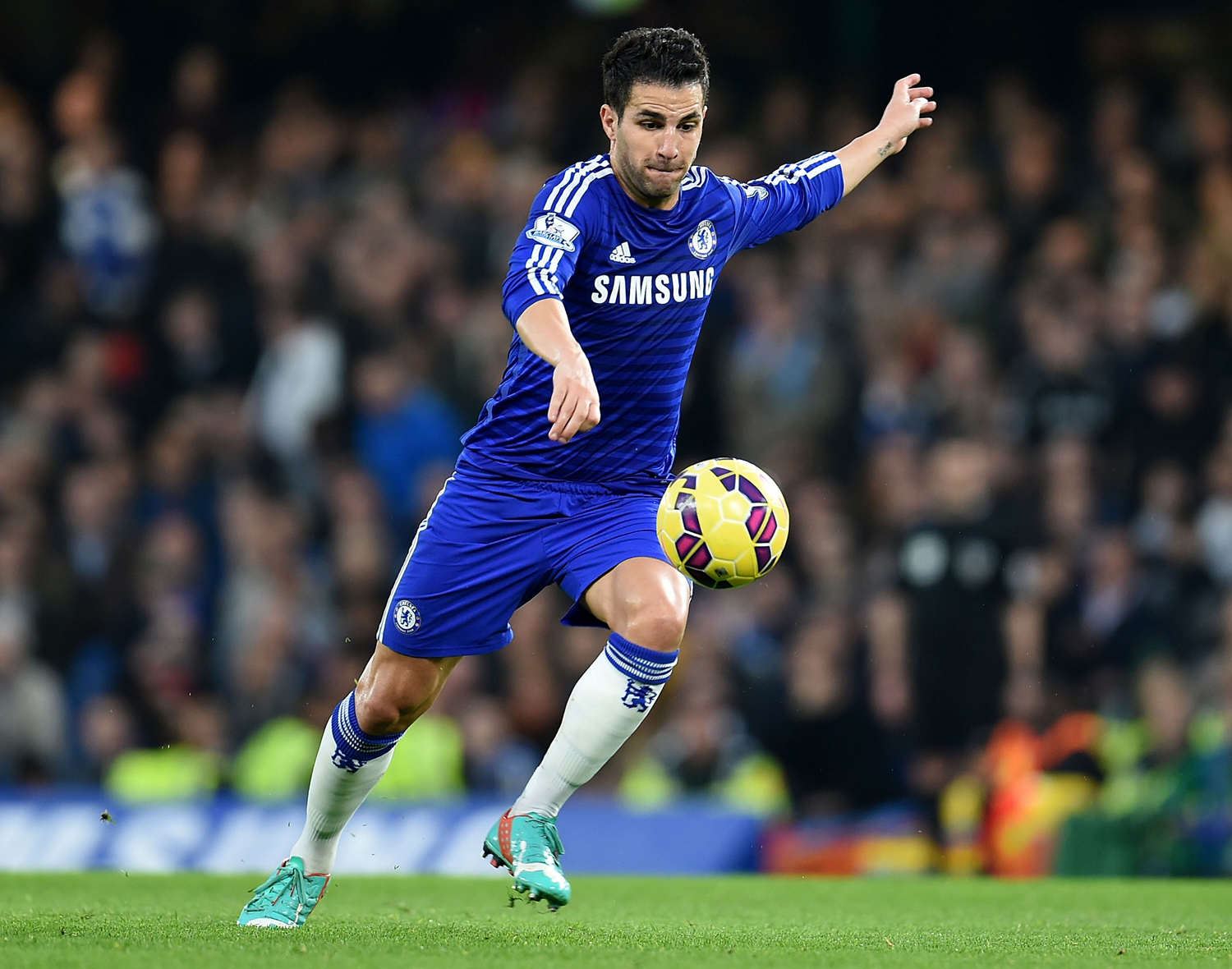 UNILAD Footballs Weekly Awards Fabregas standard