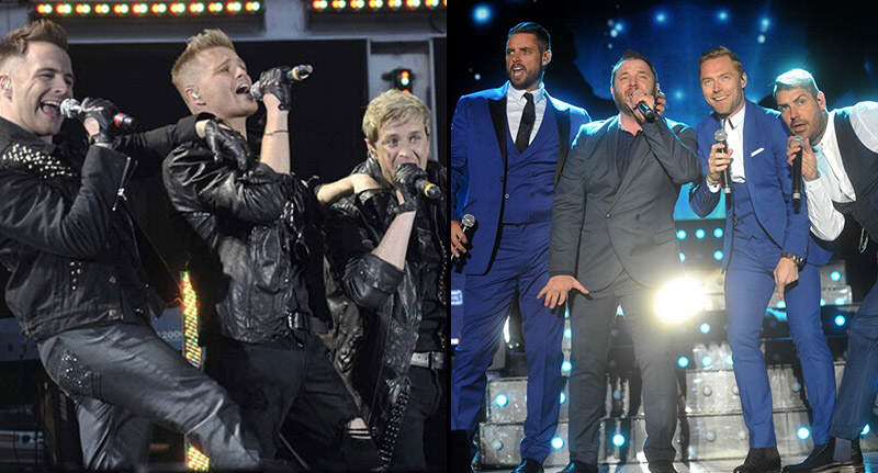 FaceThumb 26 Boyzone And Westlife To Form Supergroup, Because Money