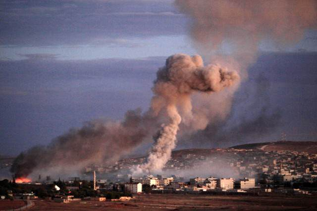 The CIA Have Accidentally Been Fighting The Pentagon In Syria GettyImages 457549046 640x426