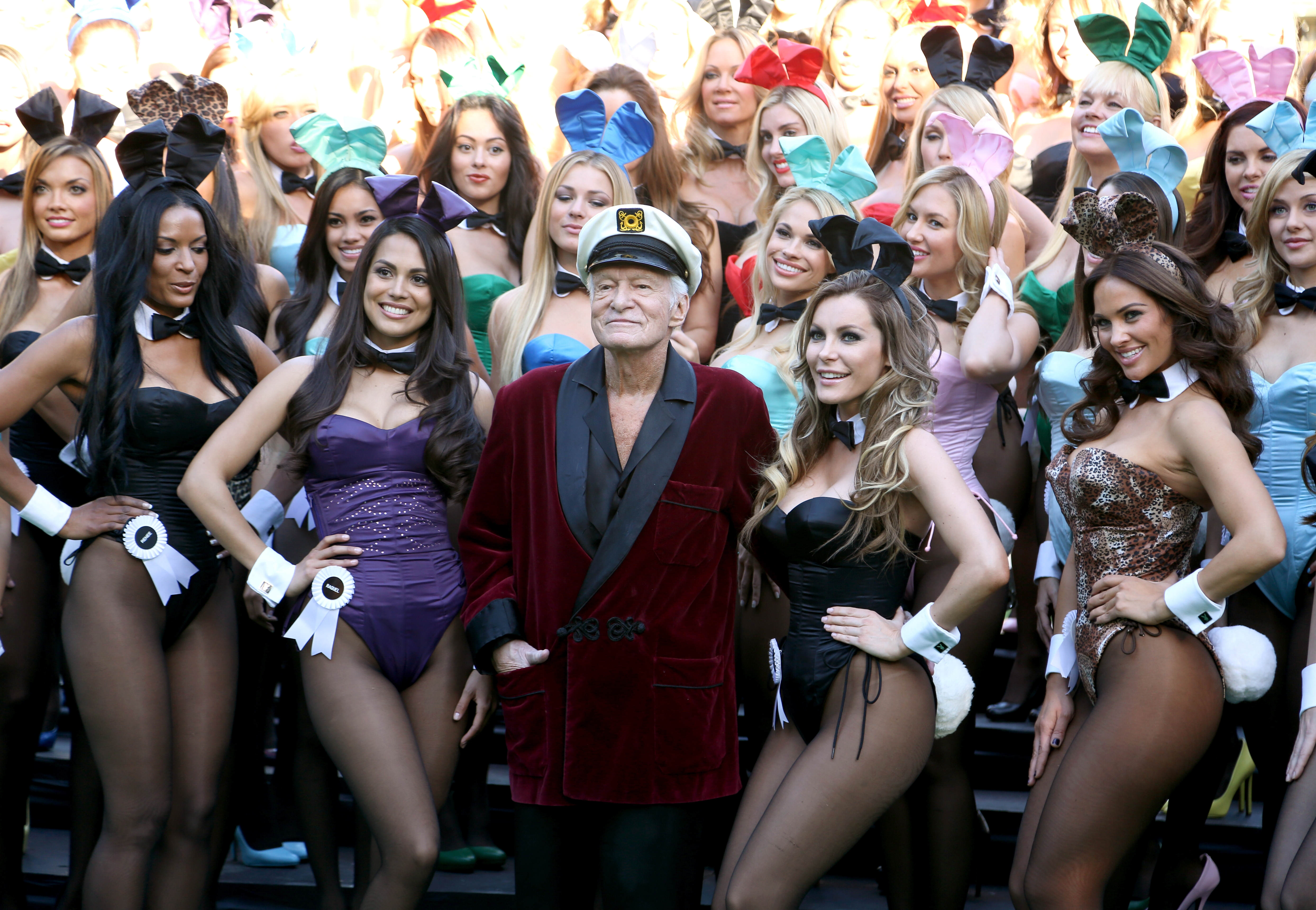 Heres How You Could Be The Next Hugh Hefner GettyImages 463118669