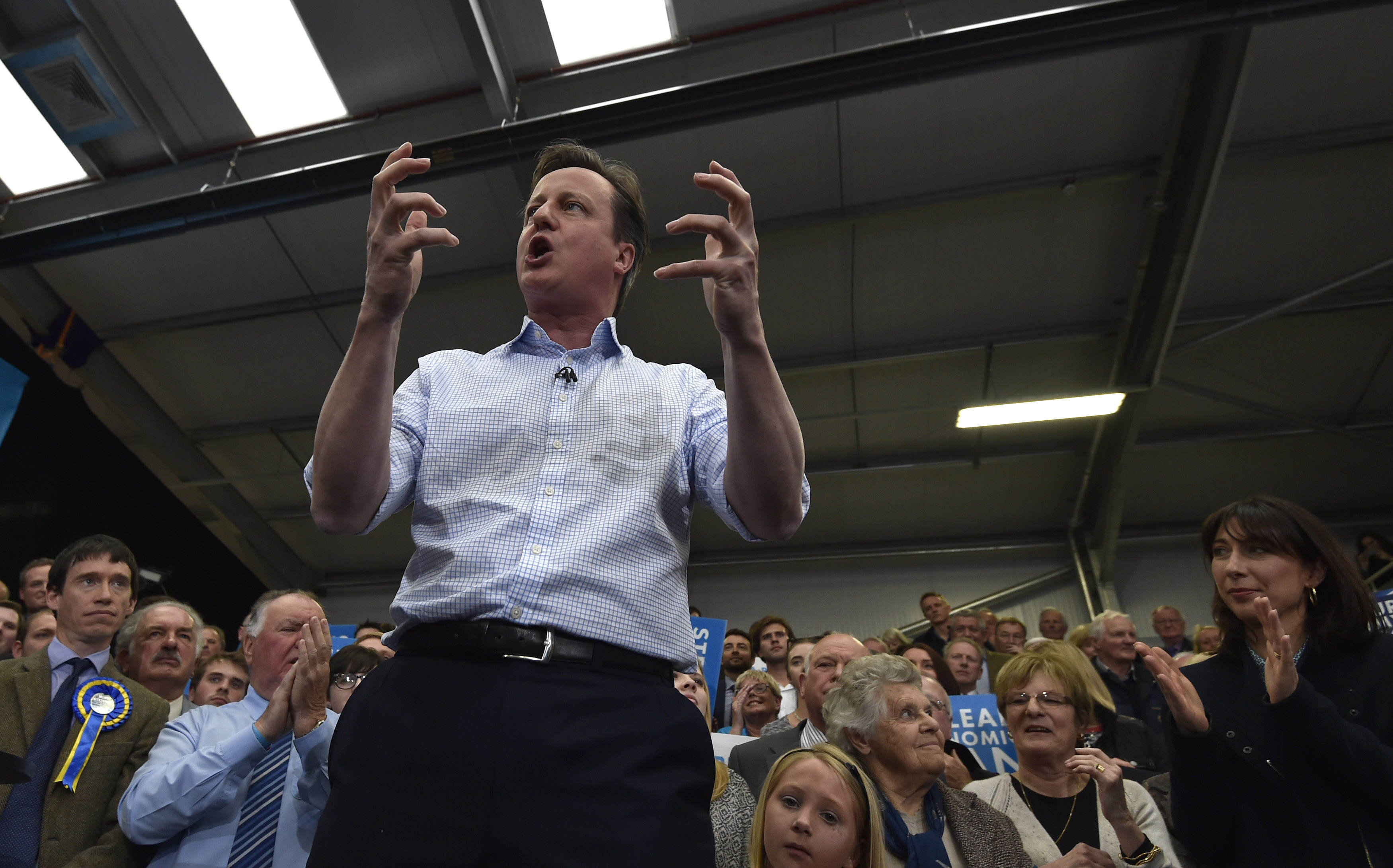 GettyImages 472356792 Conservatives Broke The Law To Win 2015 General Election