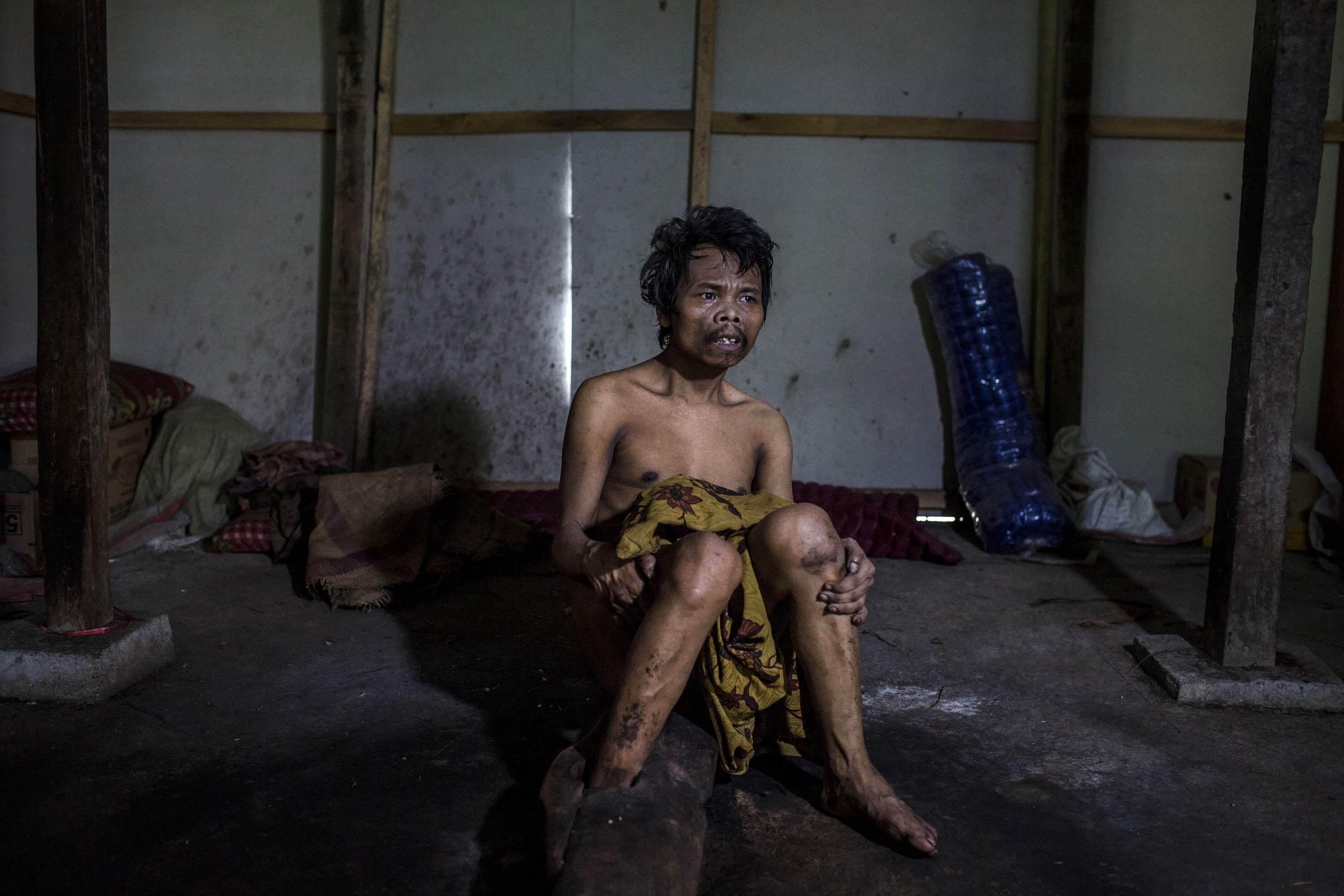 Thousands Of Mentally Ill Patients Are Locked Away In Harrowing Indonesian Villages GettyImages 517857324