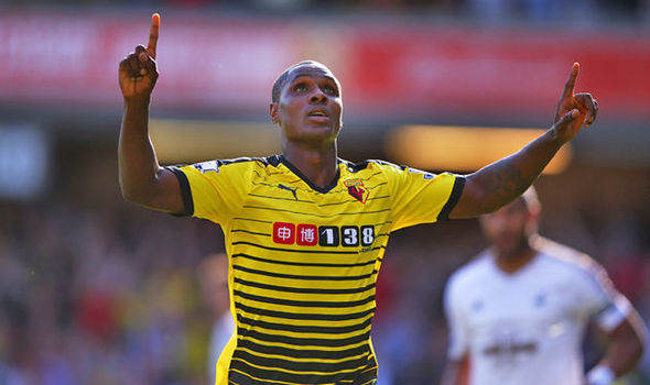 Ighalo abelabel 1 Heart Warming Footage Emerges Of Chelsea Star With Disabled Fan